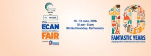 10th ecan fair 2016