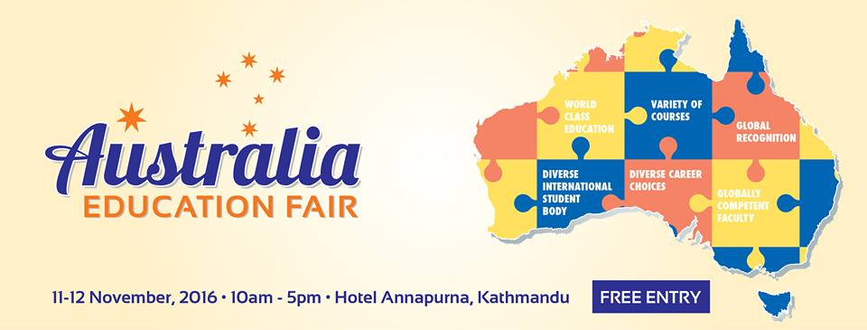 Australia Education Fair – 2016