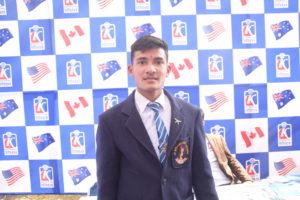 KIEC Pulchowk Student from Sainik Awasiya