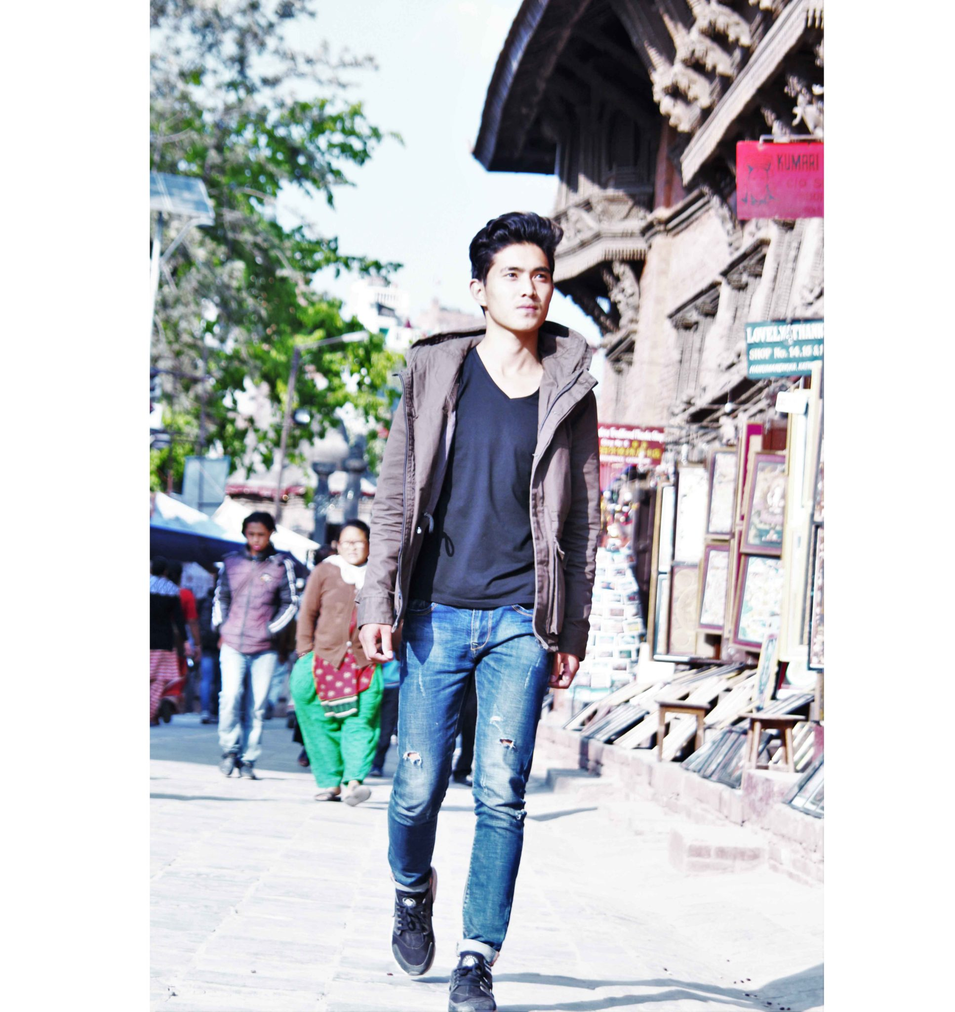 mesh bahadur chhantyal