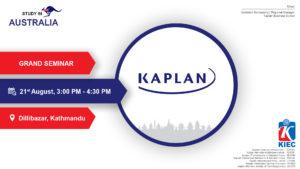 event(Kaplan 21 Aug)
